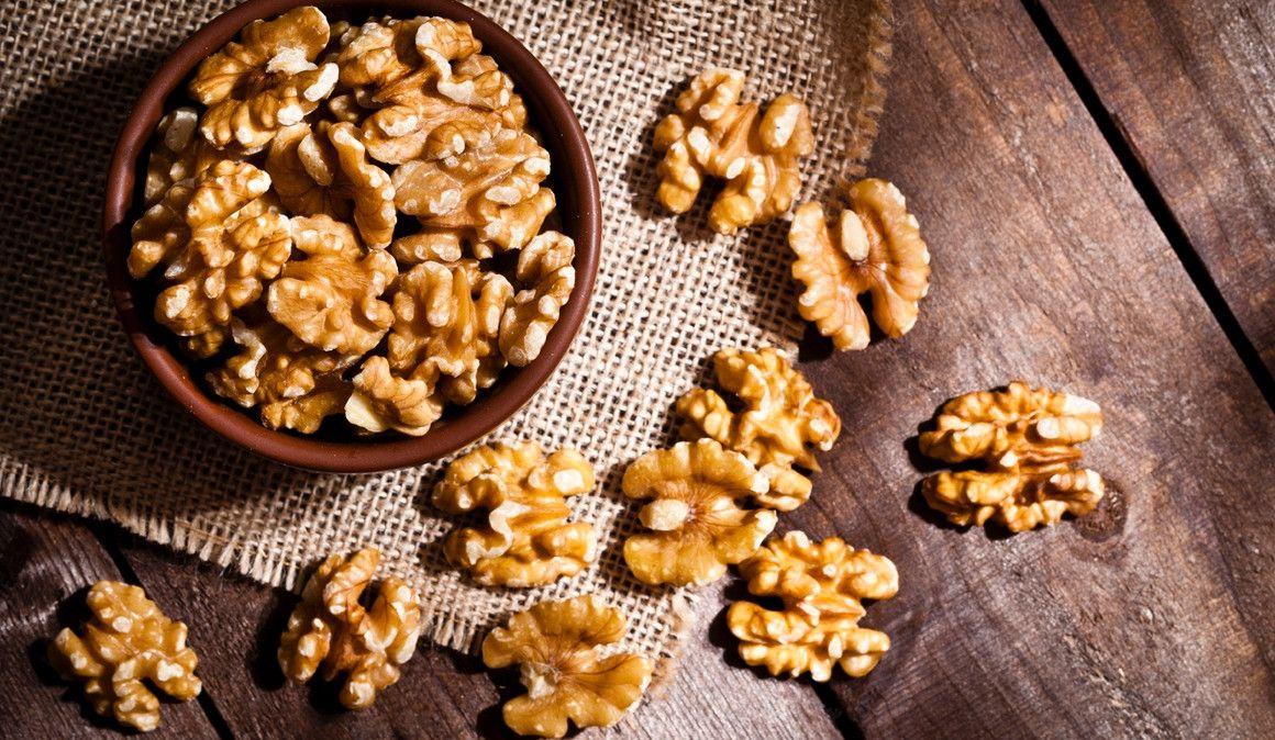 Valores nutricionales de las nueces y sus propiedades