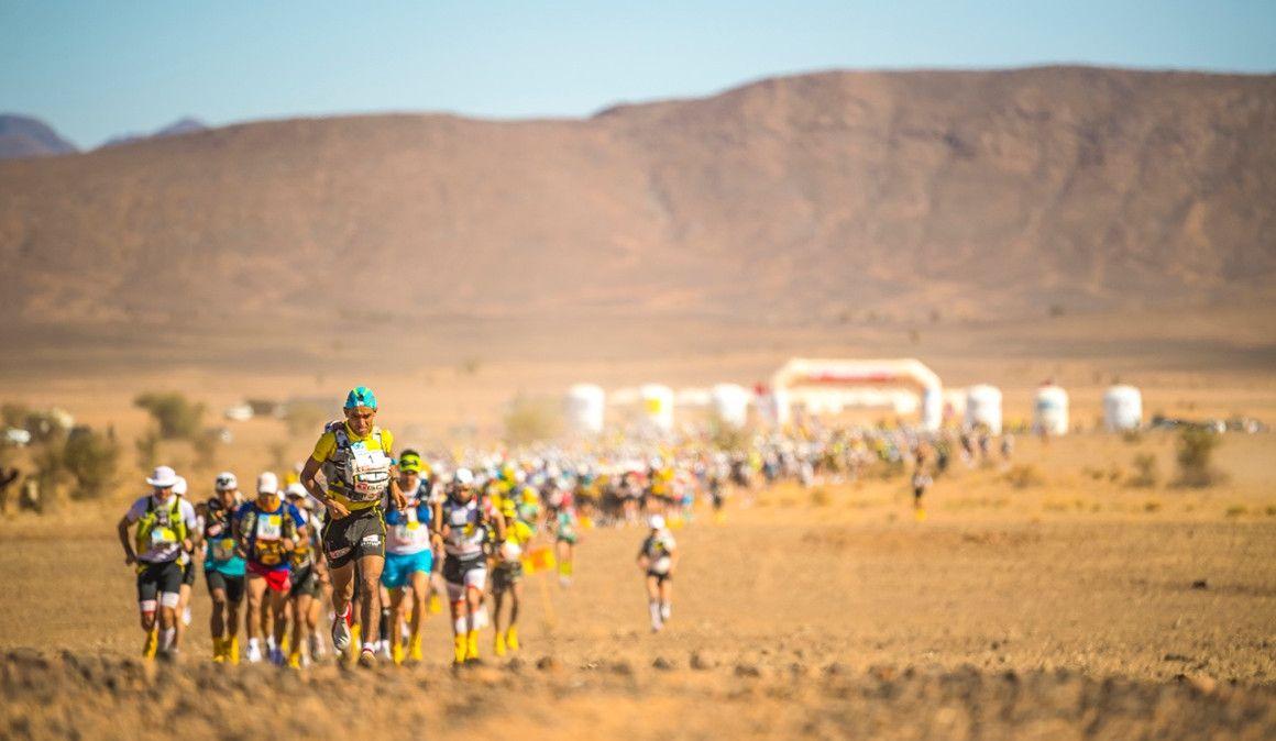 Un Marathon des Sables 2019 libre de emisiones de CO2