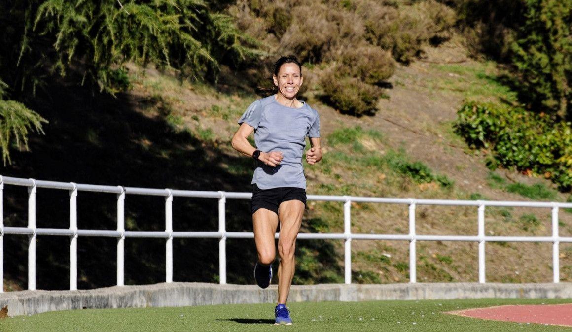 """Azucena Díaz: """"Correr en mi ciudad es siempre muy especial"""""""