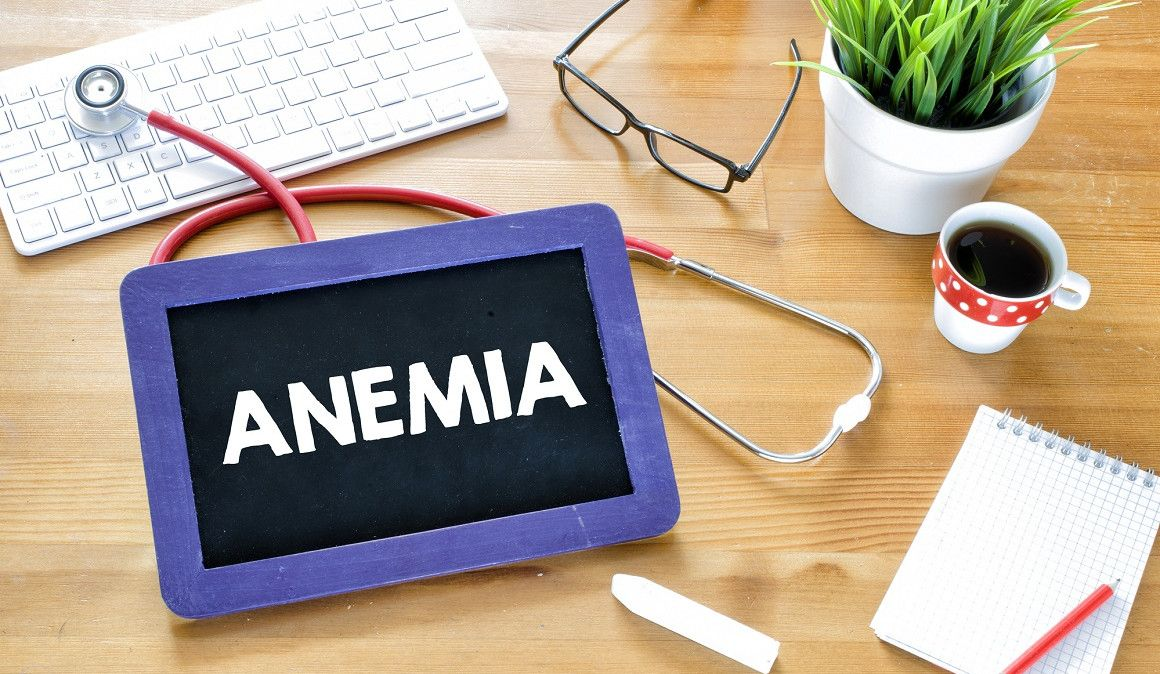 Síntomas principales y posibles causas de la anemia