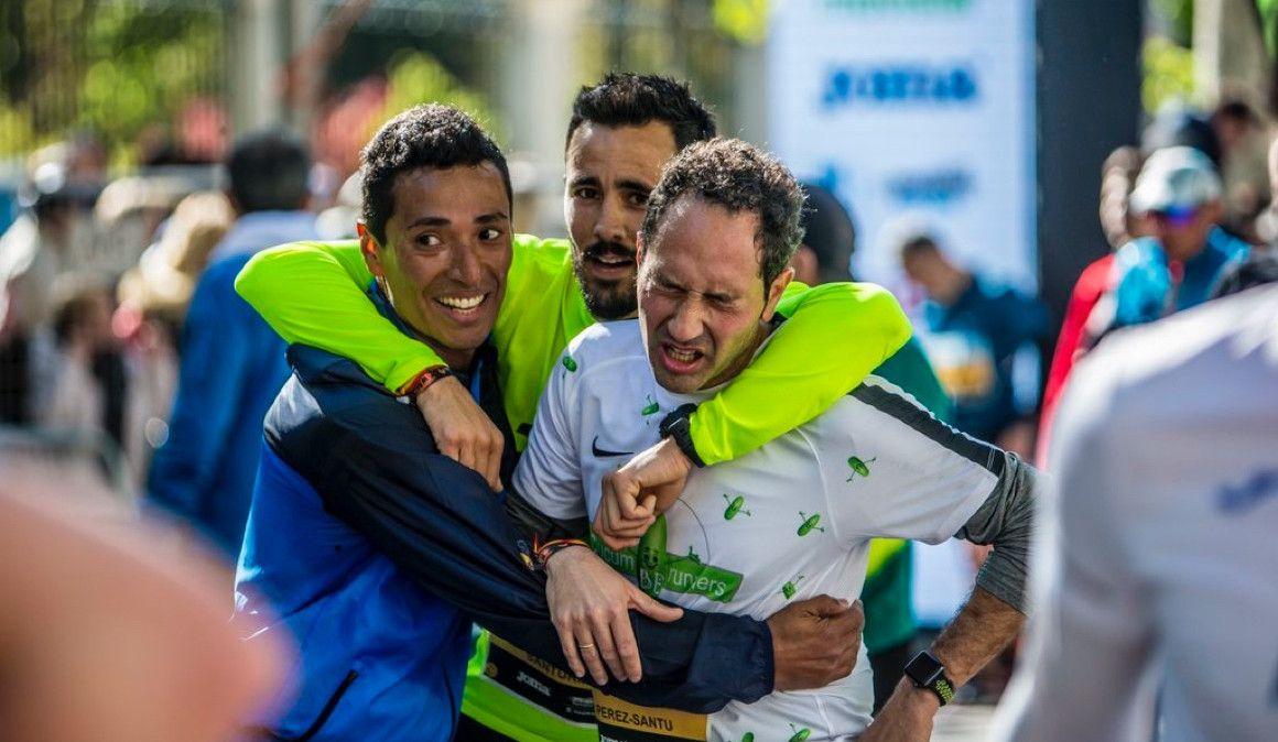 Las mejores imágenes del Movistar Medio Maratón de Madrid 2019