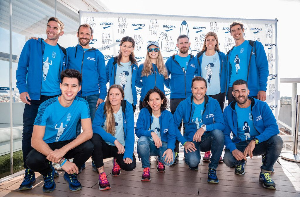 Llega el Run Happy Team