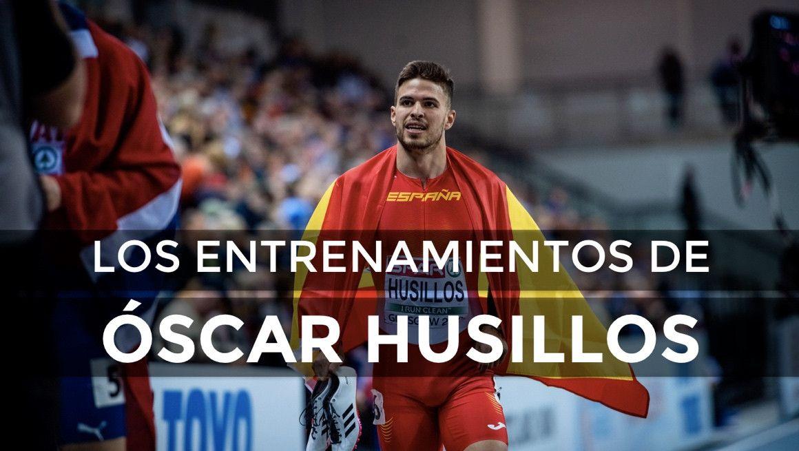 Así entrenó Óscar Husillos para ser subcampeón de Europa