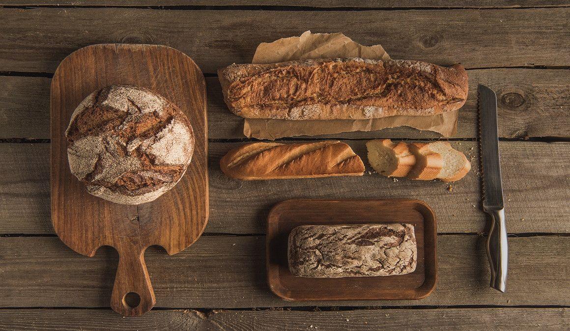 Cómo hacer pan en casa paso a paso