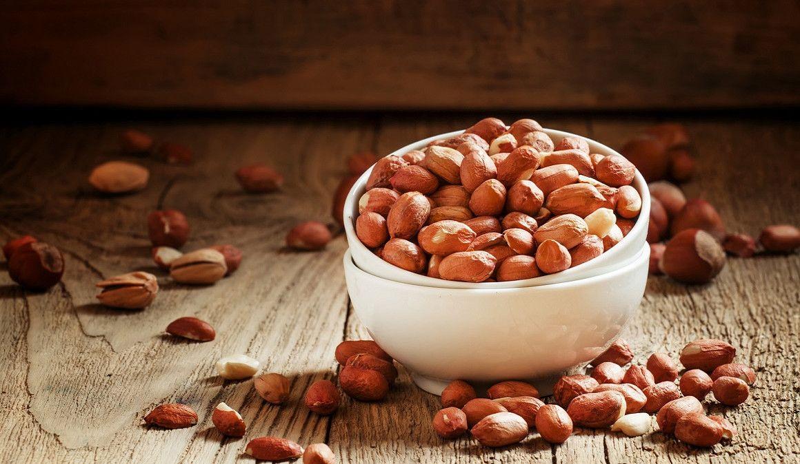 Estos son los frutos secos con menos calorías