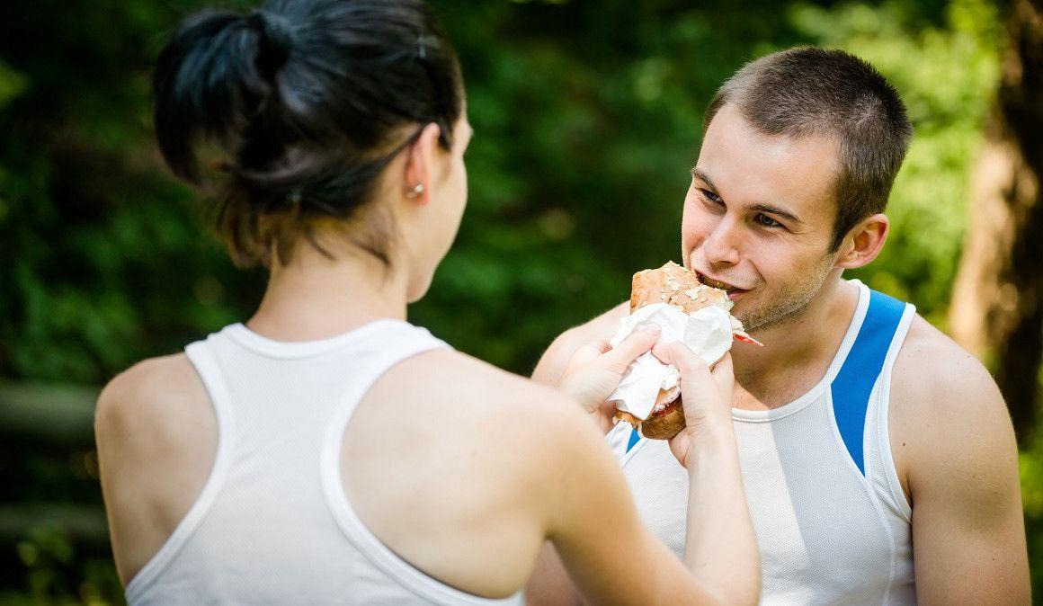 Cómo saciar el hambre después de hacer ejercicio