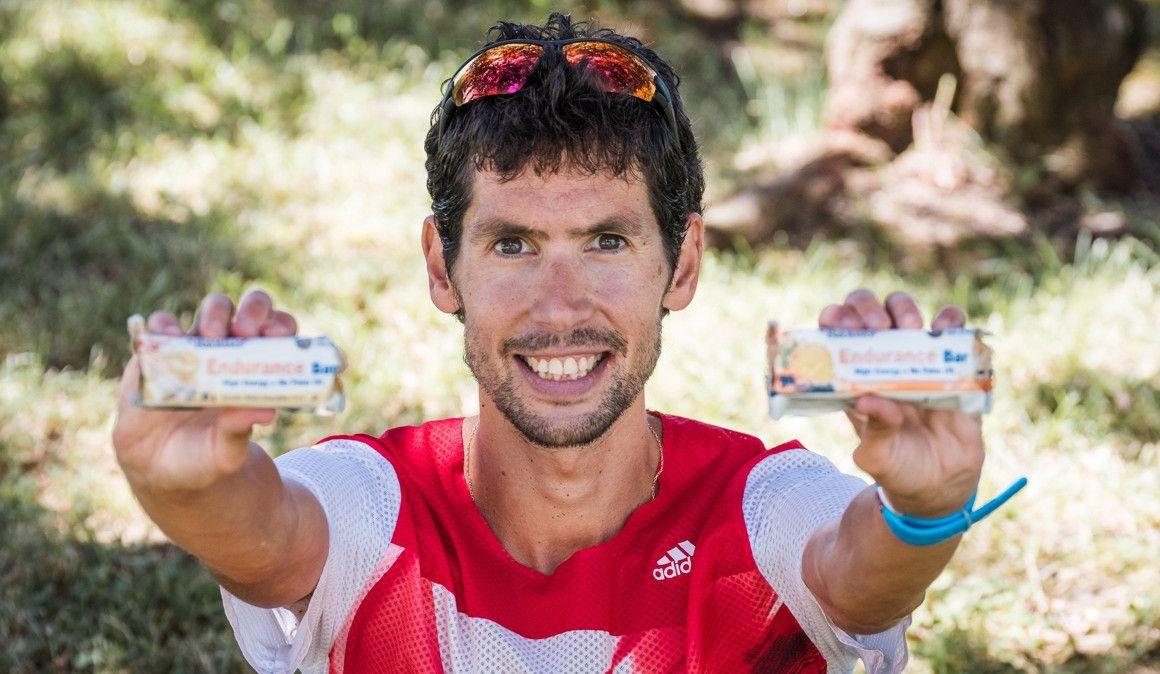 ¿Qué come Javier Guerra antes de un maratón?