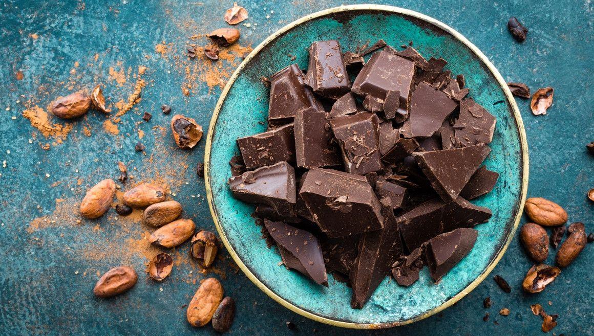 ¿Por qué el chocolate negro es la mejor alternativa entre las otras?