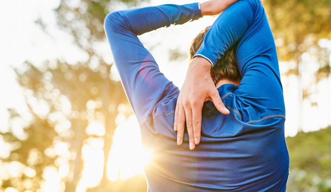 Cómo estirar la espalda correctamente después de hacer ejercicio