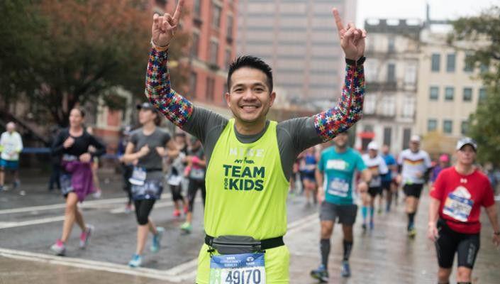Ya tenemos ganador del dorsal para el Maratón de Nueva York