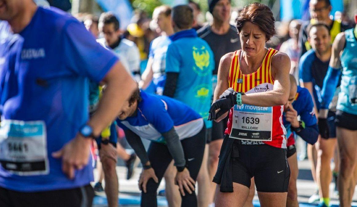 ¿Cuál es el ritmo ideal para entrenar un maratón?