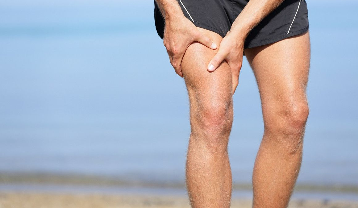 """¿En qué consiste el """"bocadillo""""? La lesión muscular que casi nadie conoce"""