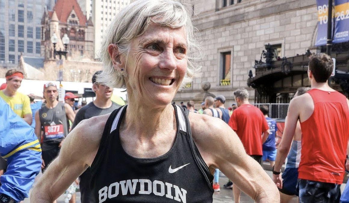 Joan Benoit: 3:04:00 en Boston 40 años después de su primer triunfo