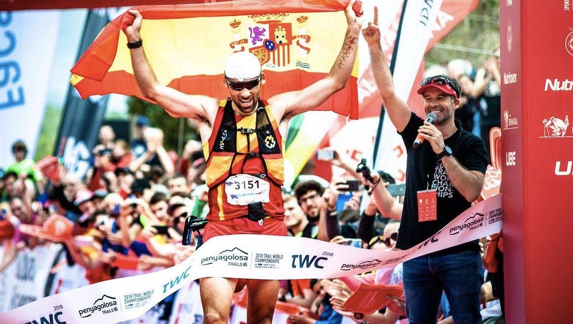 Luis Alberto Hernando y Laia Cañes lideran la selección española de trail