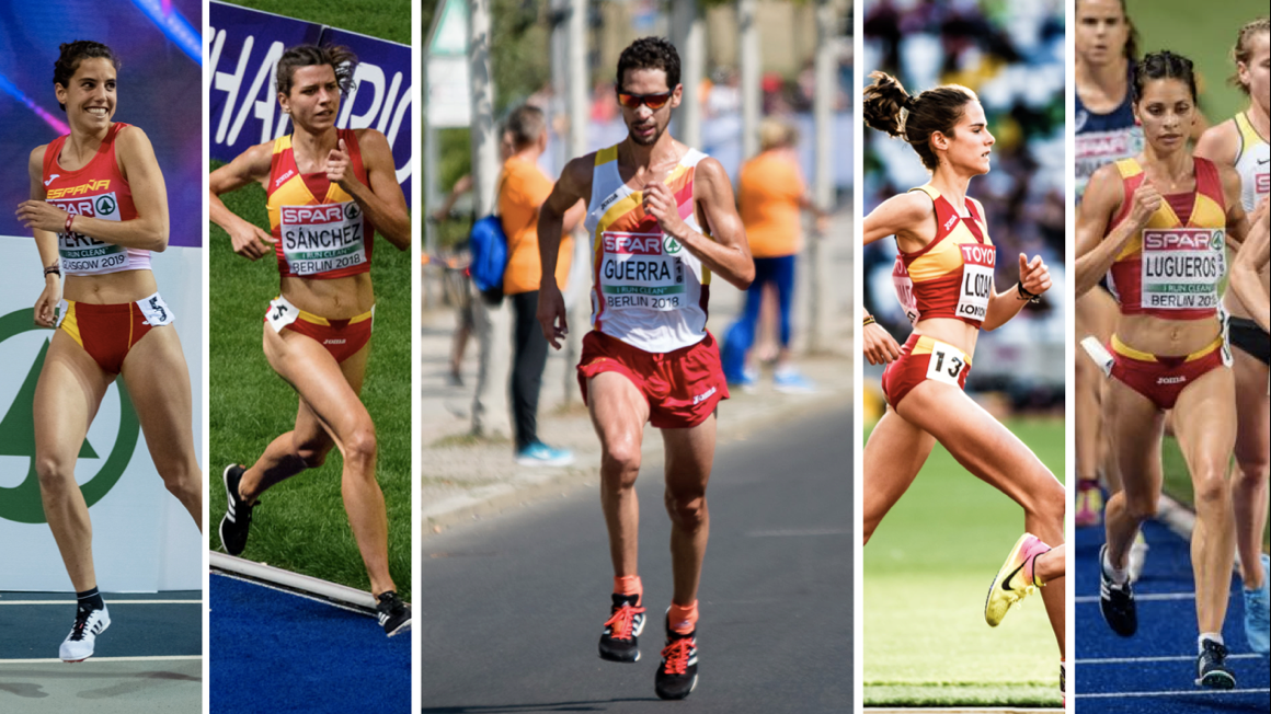 Los españoles que lucharán por las victorias en el EDP RnR Madrid Maratón