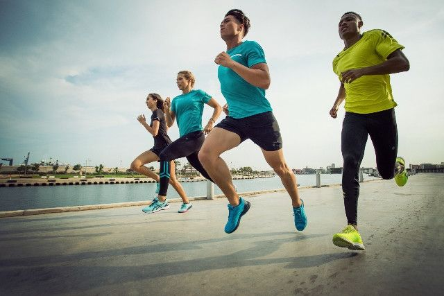 ¿Nos envejece correr?