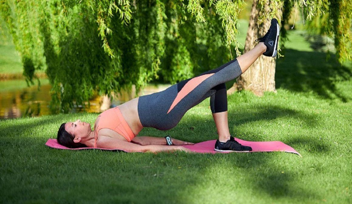9 sencillos ejercicios para fortalecer tus glúteos