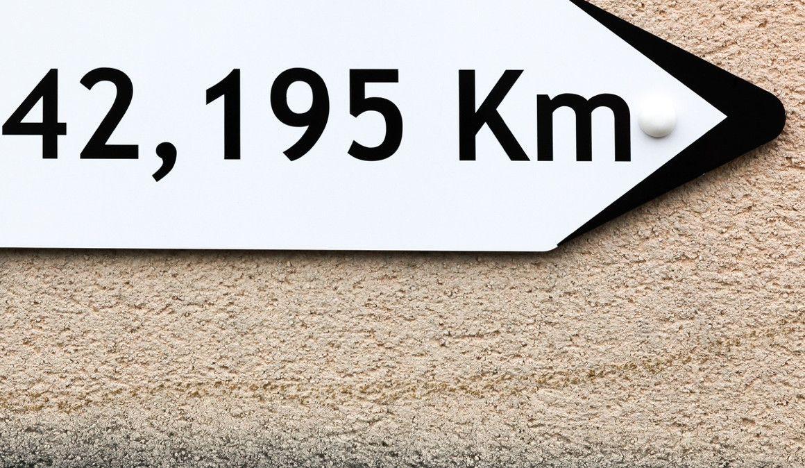 El muro del maratón: ¿cómo puedes evitarlo?