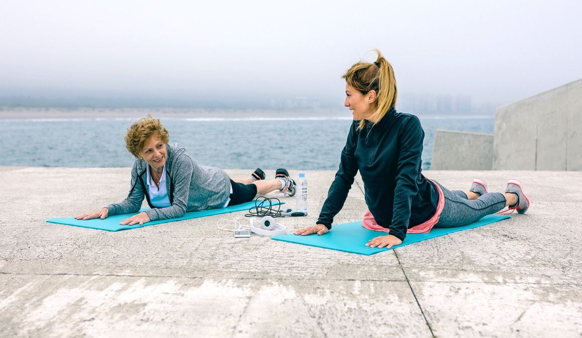Riesgos de no hacer estiramientos después de entrenar