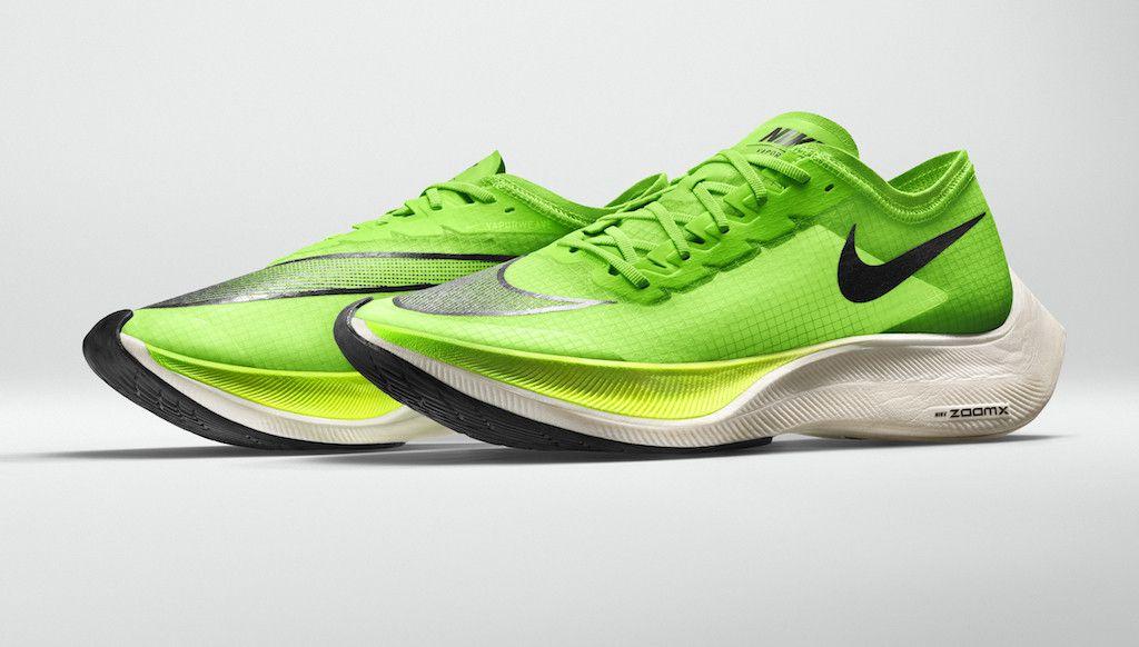 Así son las nuevas Nike Zoom Vaporfly Next %