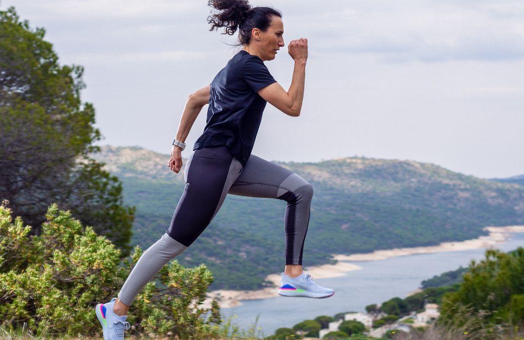 Técnica de Carrera con Miriam Alonso