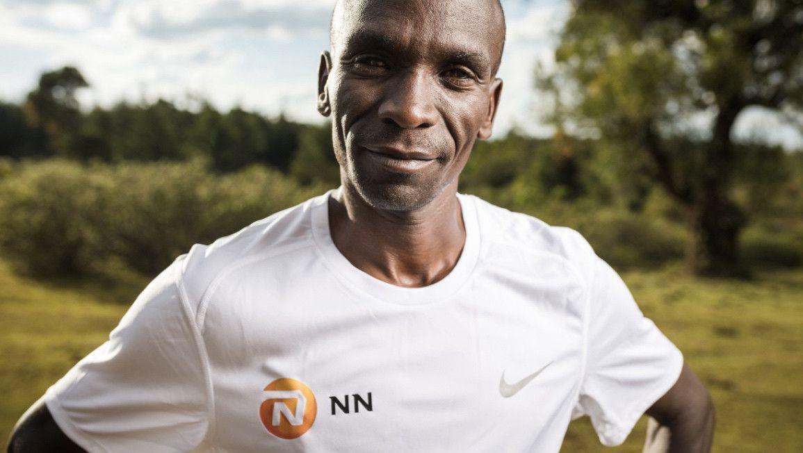 Todos los maratones de Eliud Kipchoge