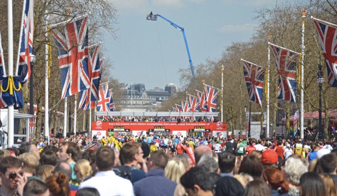 Cómo funciona la lotería de dorsales para el Maratón de Londres 2020