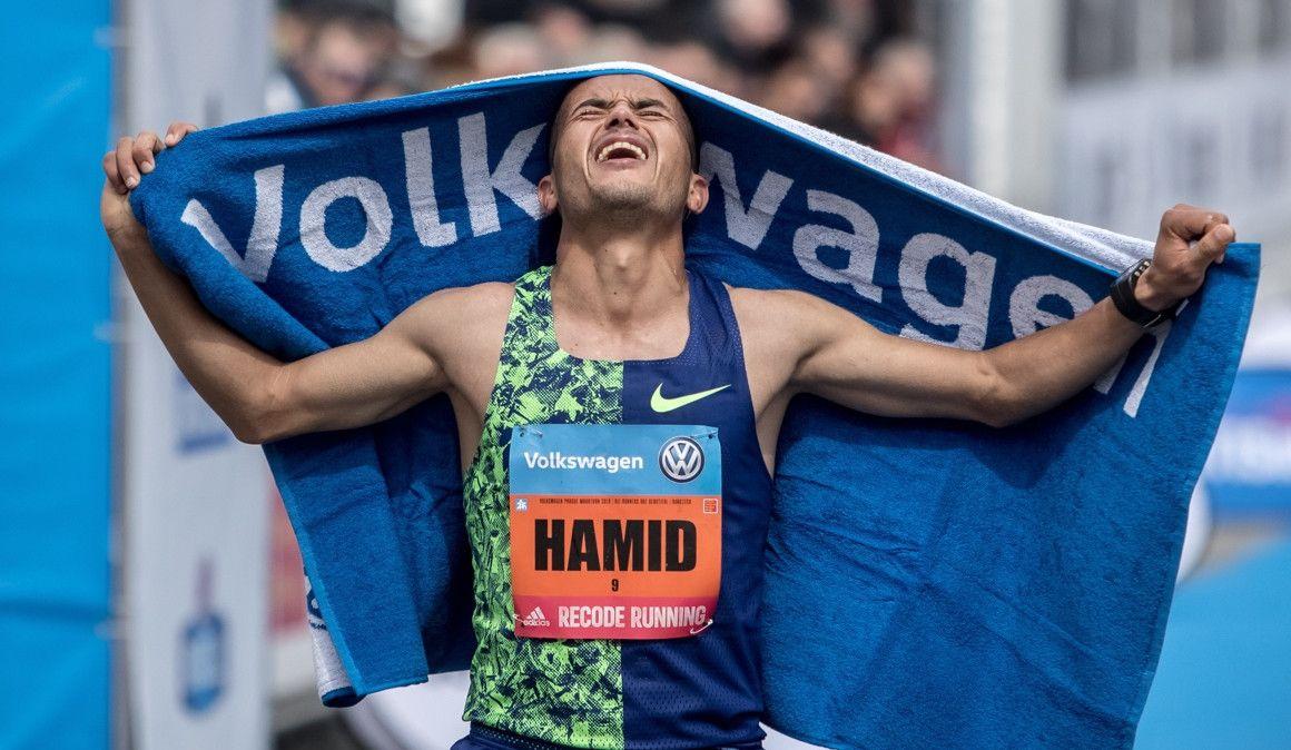 Hamid Ben pone una marcha más en el maratón español