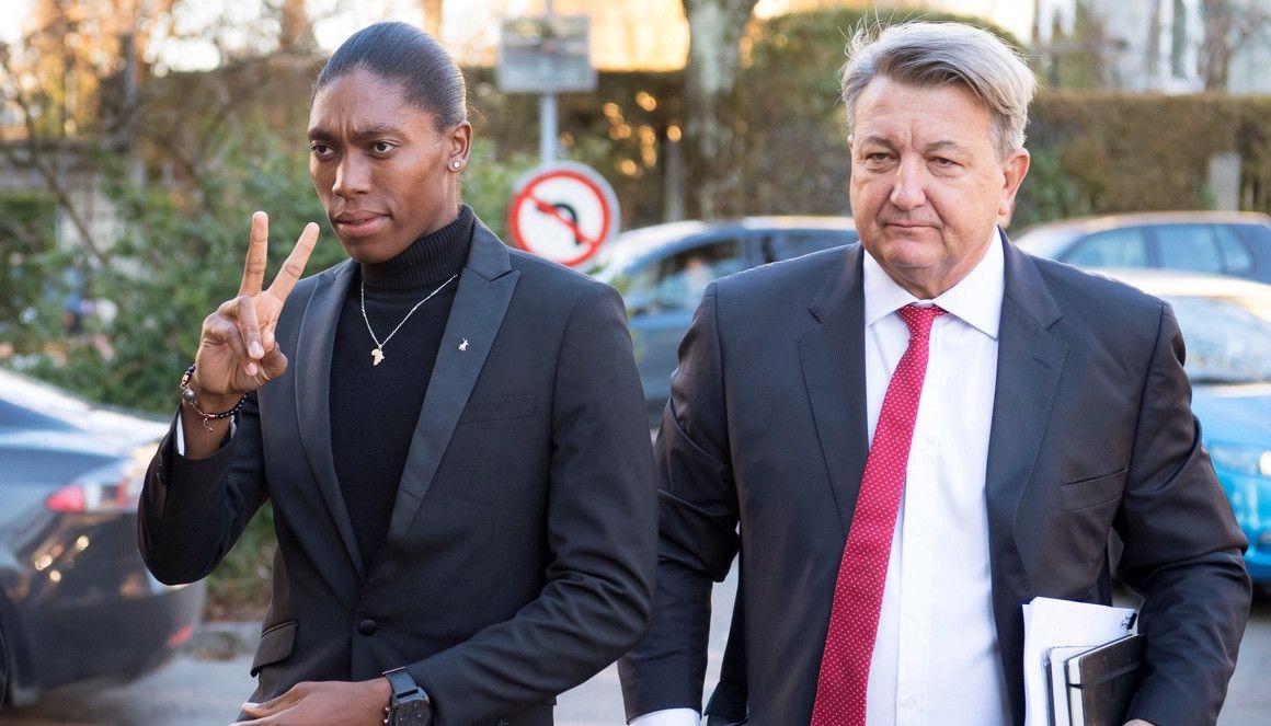 Semenya pierde su batalla legal y deberá medicarse para competir como mujer