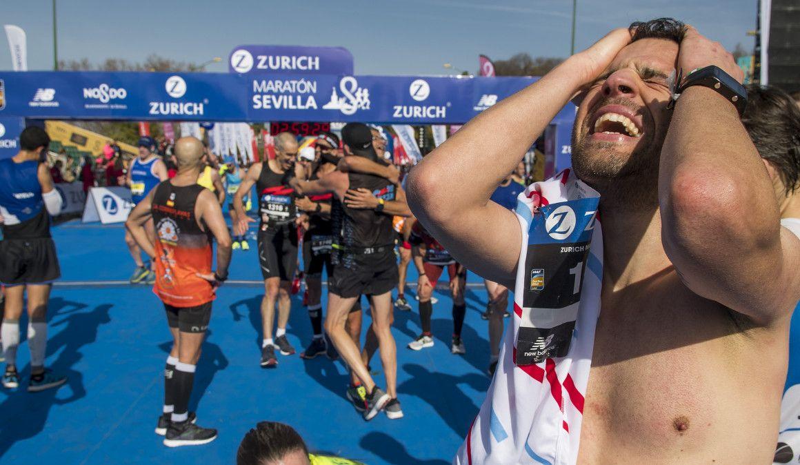 El precio que pagamos en nuestro cuerpo por correr un maratón