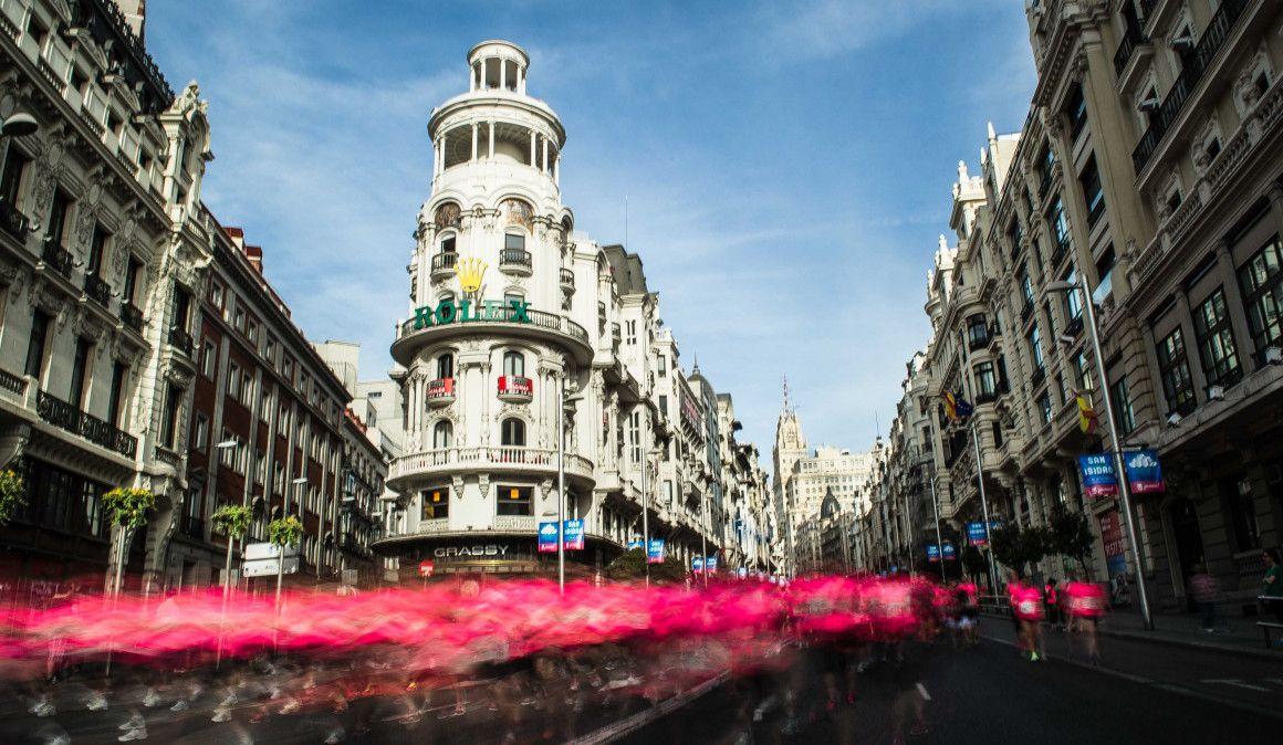 Cómo apuntarse a la lista de espera de la Carrera de la Mujer de Madrid