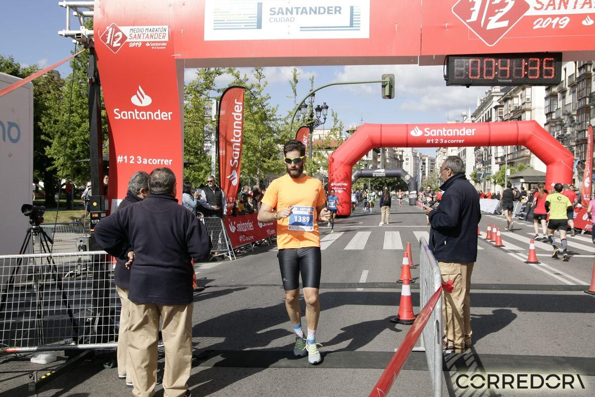 Medio Maratón de Santander 5K 2