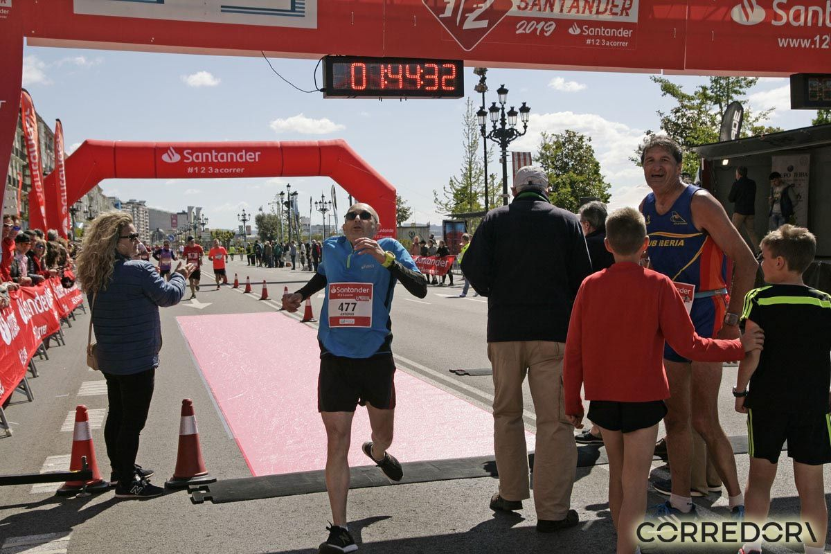 Medio Maratón de Santander 9