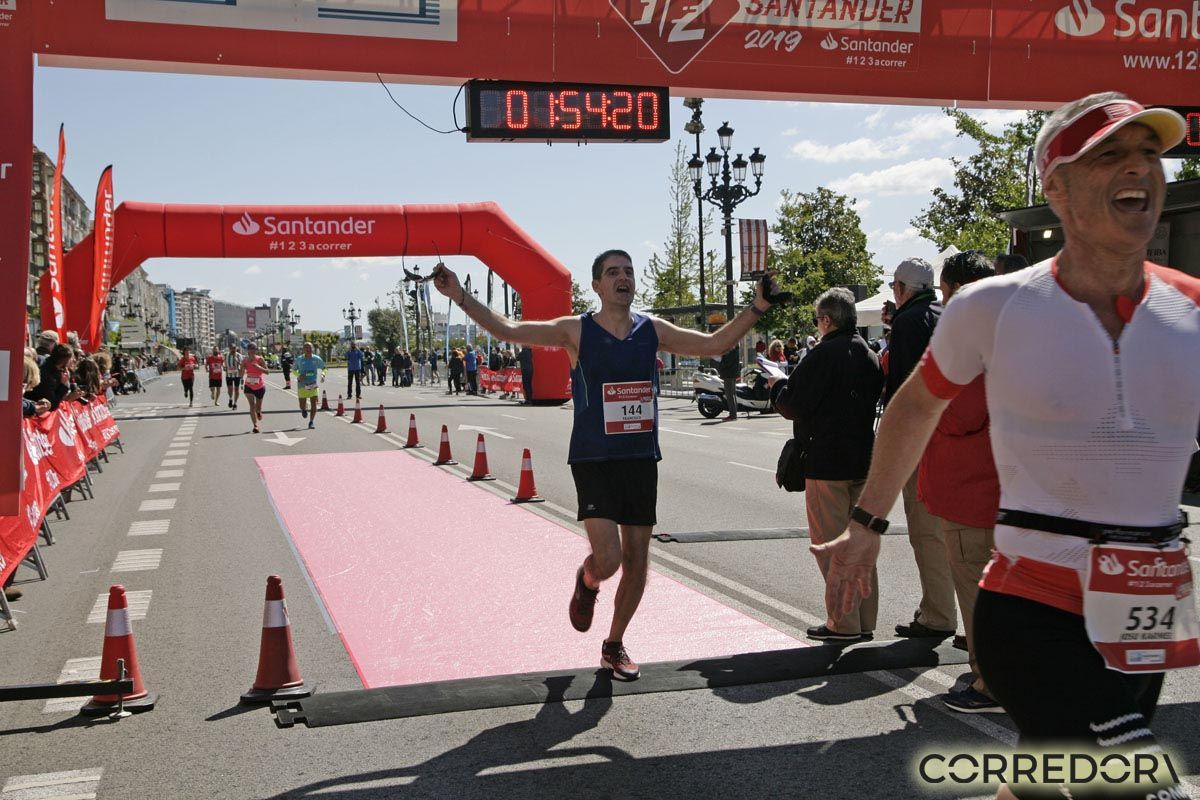 Medio Maratón de Santander 12