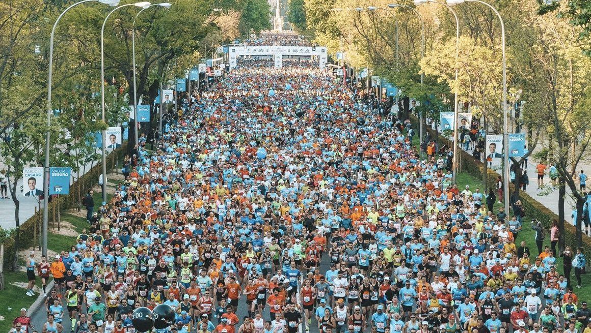 El éxito de los maratones disputados el 27 de abril
