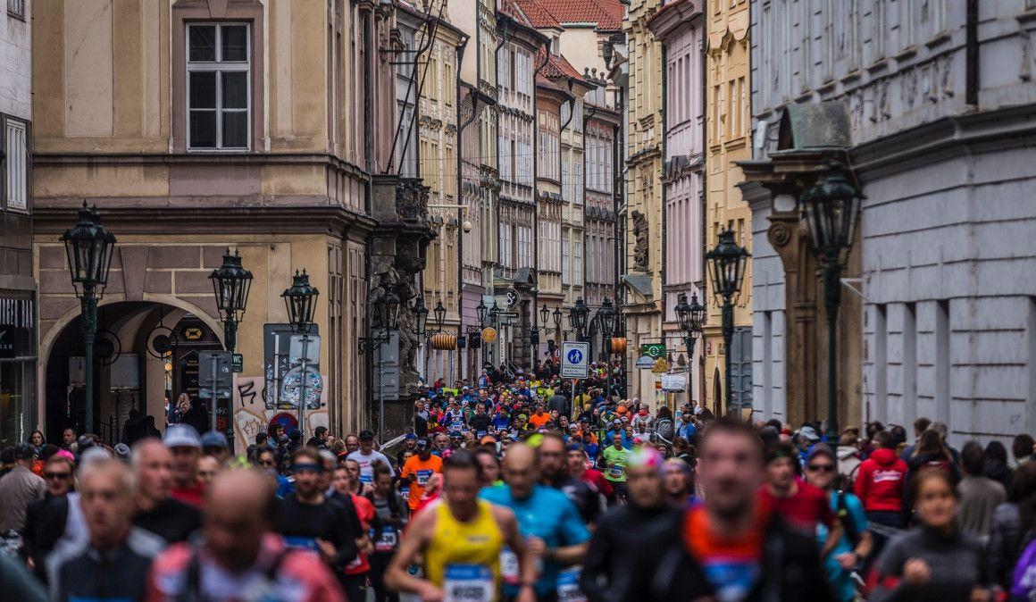 Praga: el maratón romántico