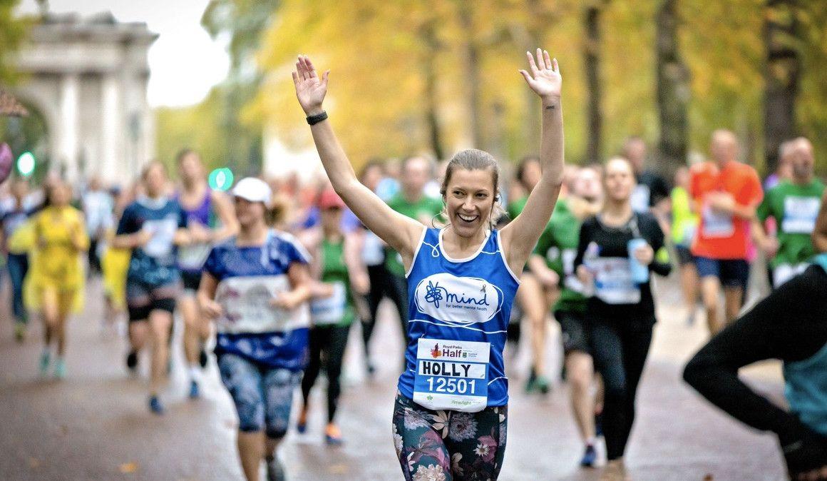 Disfruta del otoño de Londres corriendo un medio maratón