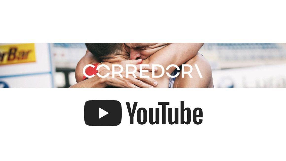 Conoce el canal de Youtube de CORREDOR\