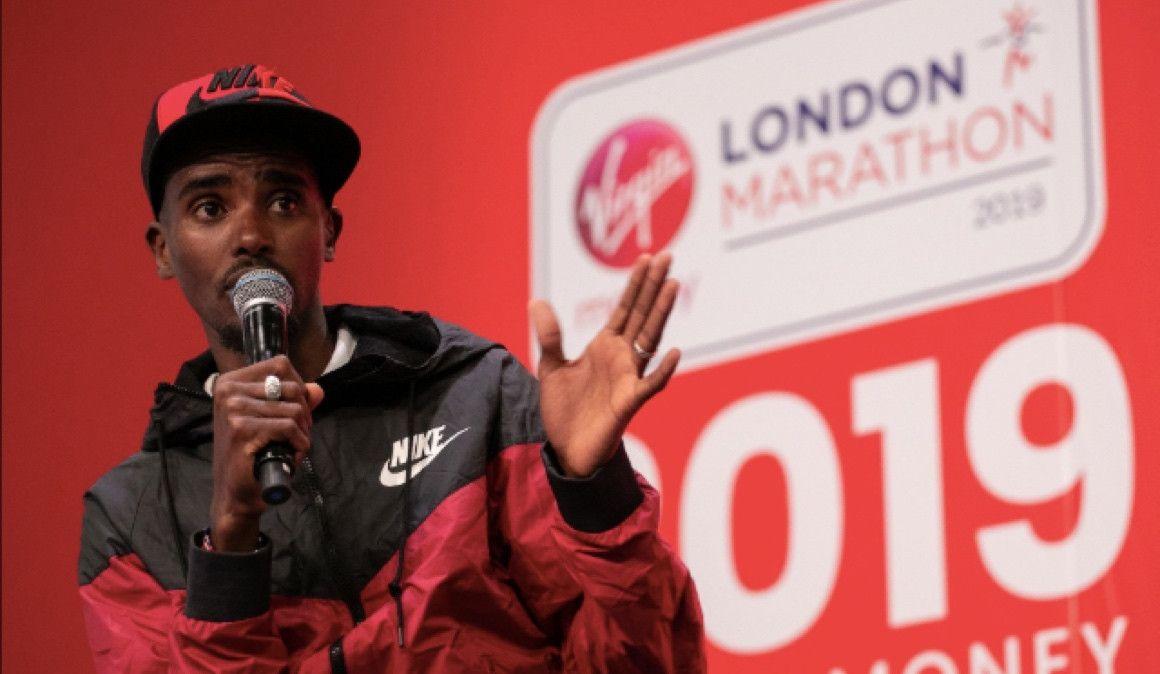 Mo Farah renuncia a Doha: correrá en Chicago