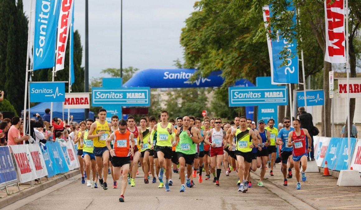 Sanitas MARCA Running Series llega a Zaragoza