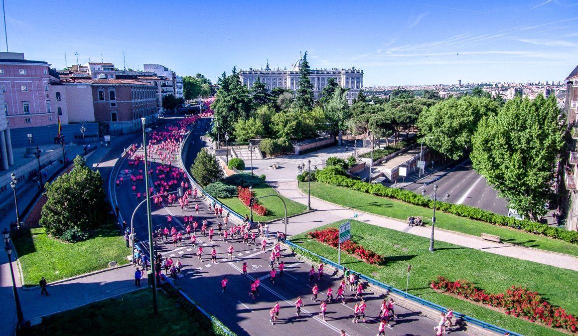 Todas las fotos de la Carrera de la Mujer de Madrid