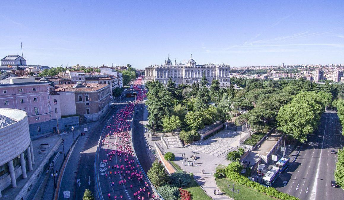 Las mayor marea rosa de la historia ha conquistado Madrid