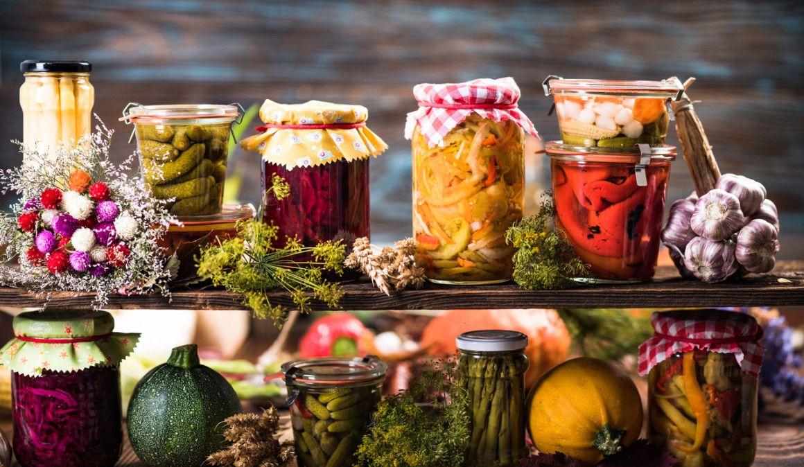 Haz tus propias verduras fermentadas, una bomba de nutrientes