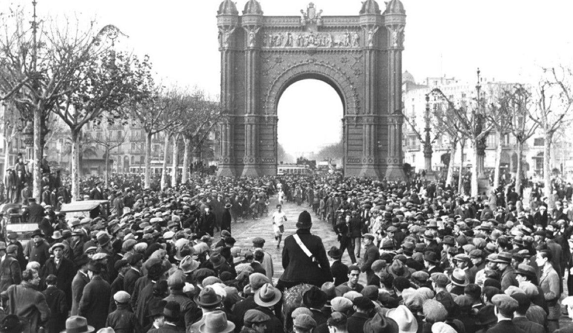 La Jean Bouin, casi 100 años de atletismo en Barcelona