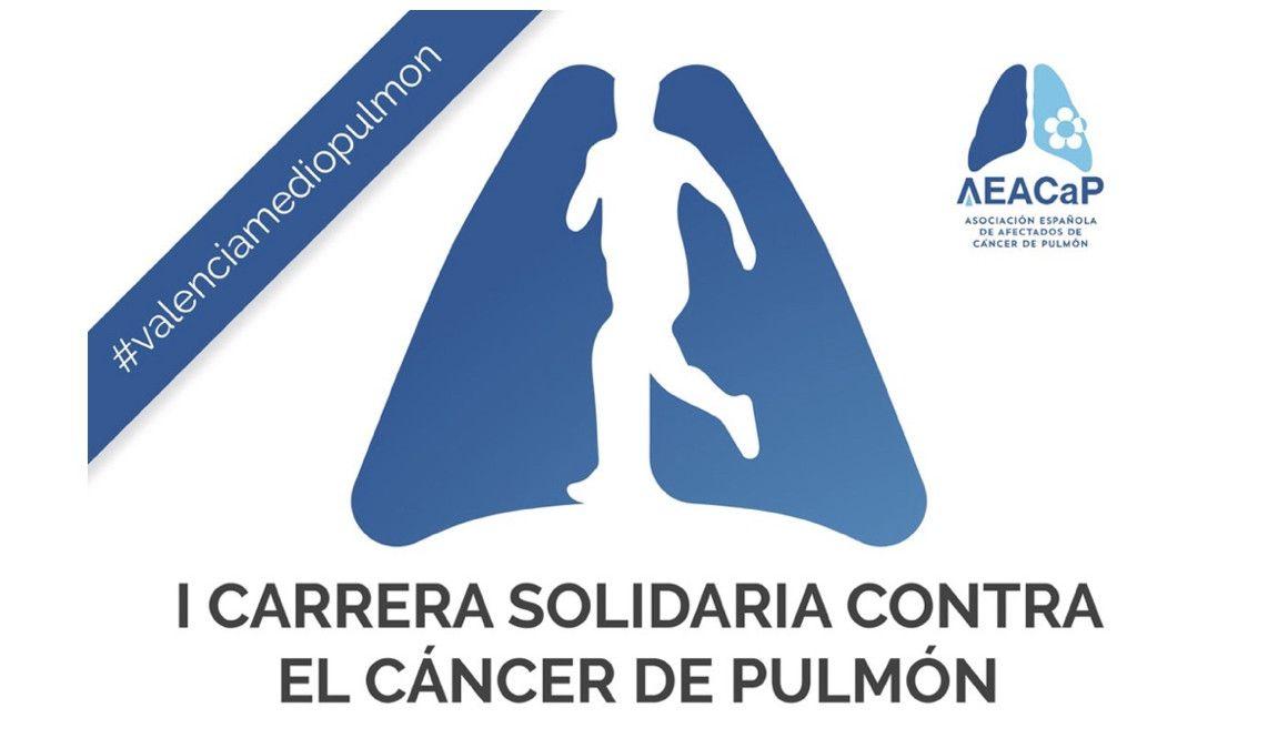La primera carrera en España contra el cáncer de pulmón