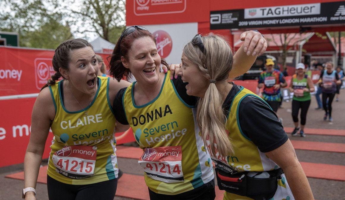 ¿Te ha tocado el Maratón de Londres?