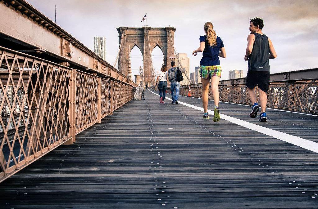 Los 3 mentiras sobre correr perder peso corriendo