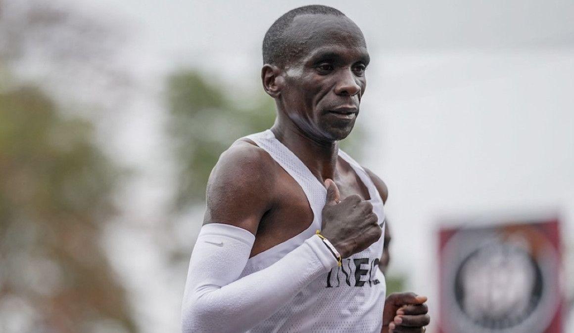 Kipchoge culmina su carrera: 1:59:40 en Viena