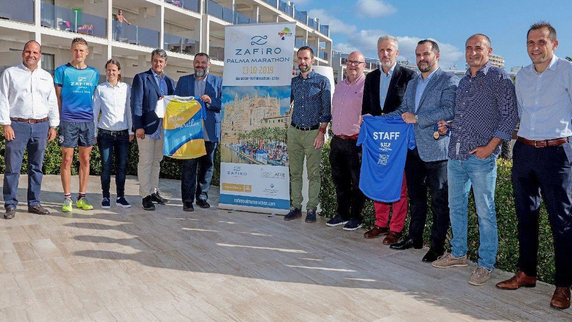 Presentado el Maratón de Palma que rendirá homenaje a Toni Peña