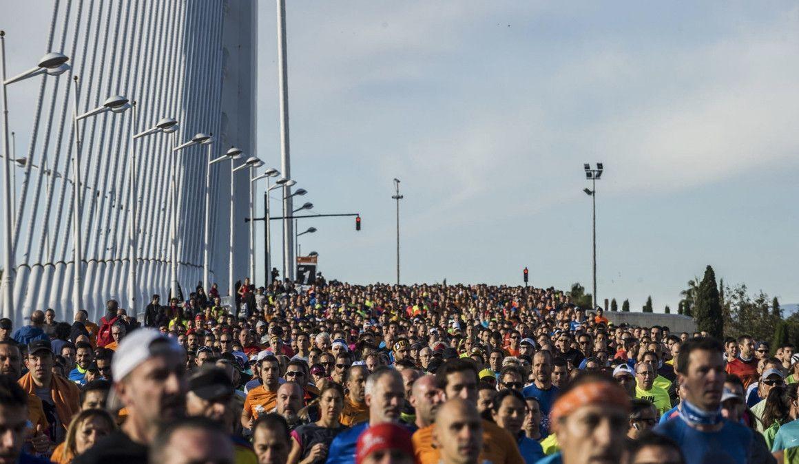 Los números del Medio Maratón de Valencia